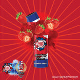 vape duty free strawberry havana elqiuid 50ml short fill