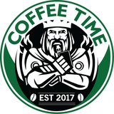 Coffee Time by Fat Panda 60ml Shortfill 0mg (75VG/25PG)