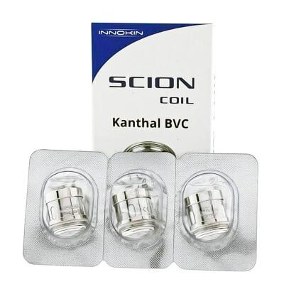 innokin scion coils for scion and scion mini tank
