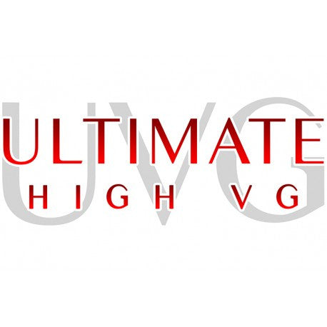 Ultimate high VG E-liquid juice