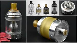 vandyvape berserker rta tank for ecigarette mod and eliquid