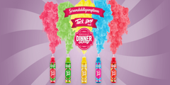 vape dinner lady e-liquid tuck shop sweets ice shortfill