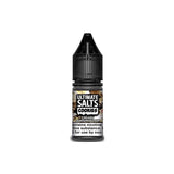 Ultimate Puff Salts Cookies 10ML 20Mg Flavoured Nic Salts E-liquid-Vaping Products-Ultimate Puff-Cloud Vaping UK