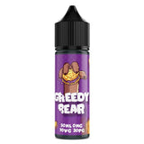 Greedy Bear 0mg 50ml Shortfill E-liquid-E-liquid-Greedy Bear-Cloud Vaping UK