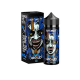 Just Vape It 100ml Shortfill 0mg E-Liquid-E-liquid-Just Vape It-Blue Shackles-Cloud Vaping UK