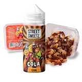 Street Sweetz 0mg 100ml Shortfill + 210g Jelly Sweets Combo E-liquid-Vaping Products-Street Sweetz-Cloud Vaping UK