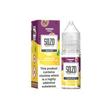 Sqzd Flavoured Nic Salts 10ml 20Mg E-liquid-Vaping Products-Sqzd-Cloud Vaping UK