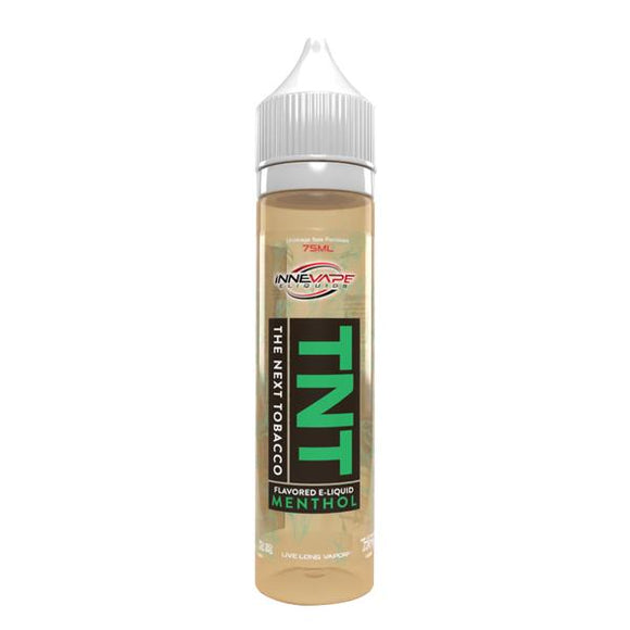 TNT by Innevape 0mg 50ml Shortfill E-liquid-E-liquid-Innevape-TNT Menthol-Cloud Vaping UK