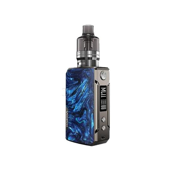 Voopoo Drag Mini Platinum Refresh Edition Kit-Kit-Voopoo-Prussian-Cloud Vaping UK