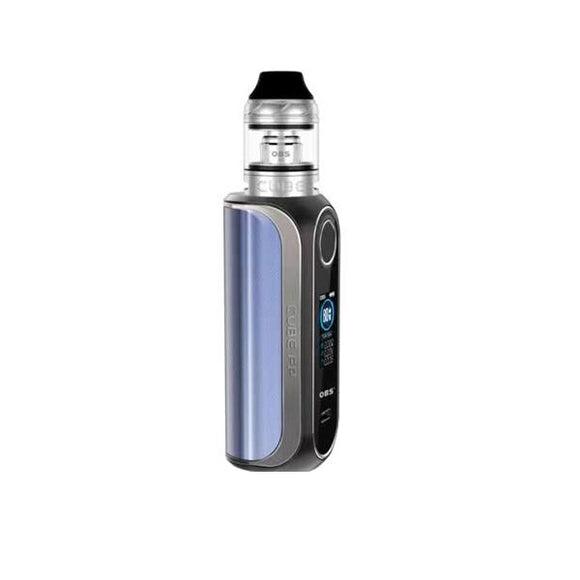 OBS Cube FP Kit-Vaping Products-OBS-Blue-Cloud Vaping UK