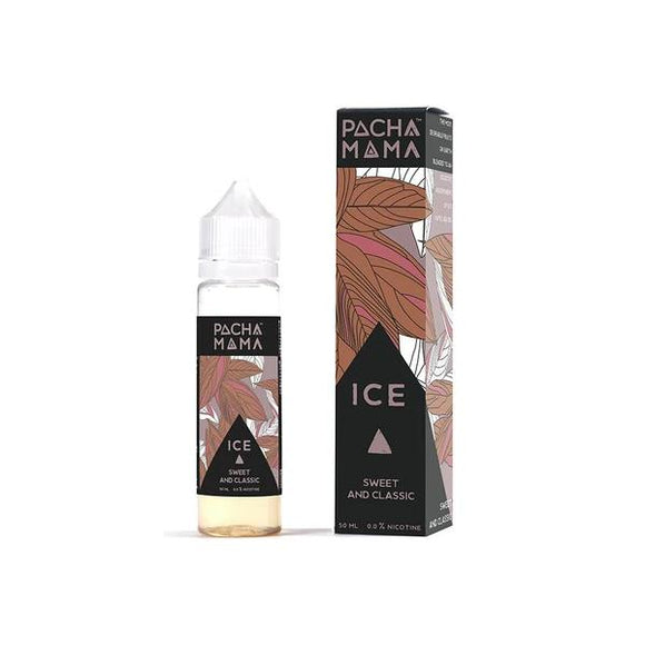 Pacha Mama Ice by Charlie's Chalk Dust 0mg 50ml Shortfill E-liquid-E-liquid-Charlie's Chalk Dust-Sweet & Classic-Cloud Vaping UK