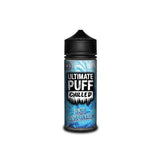 Ultimate Puff Chilled 0mg 100ml Shortfill E-liquid-Vaping Products-Ultimate Puff-Cloud Vaping UK