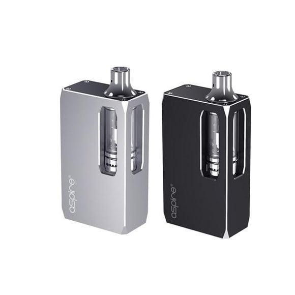 Aspire K1 Stealth Kit-Vaping Products-Aspire-Black-Cloud Vaping UK