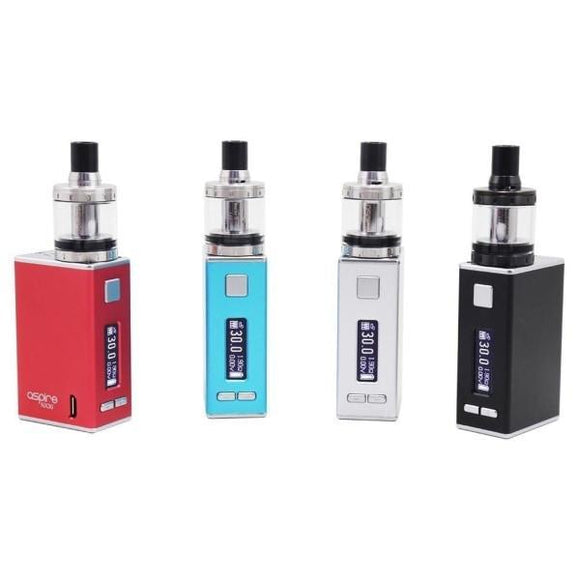 Aspire X30 Rover 30W Kit-Vaping Products-Aspire-Black-Cloud Vaping UK
