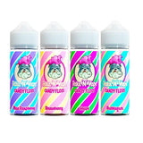 Bake 'N' Vape Candy Floss Shortfill 100ml E-liquid-E-liquid-Bake 'N' Vape-Cloud Vaping UK