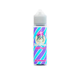 Bake 'N' Vape Candy Floss Shortfill 50ml E-liquid-E-liquid-Bake 'N' Vape-Blue Raspberry-Cloud Vaping UK
