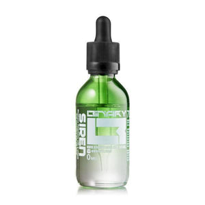 Binary SIREN E-liquid 50ml Short Fill - Cloud Vaping UK