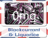 Blackcurrant & Liquorice Ultimate Version 2 E-Liquid VG/PG-E-Liquid-Ultimate-0Mg-Cloud Vaping UK