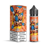 Bomb Bonz 0mg 50ml Shortfill E-liquid + FREE Nic Shot-Vaping Products-Bomb Bonz-Cloud Vaping UK