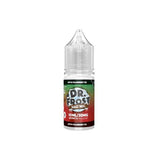 DR Frost 10ML 20Mg Flavoured Salt Nic E-liquid-Vaping Products-DR Frost-Cloud Vaping UK