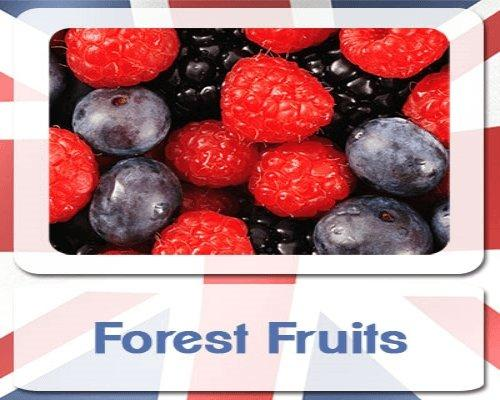 Forest Fruits Ultimate Version 2 E-Liquid  VG/PG - Cloud Vaping UK