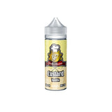Guilty Pleasures Custard 0mg 100ml Shortfill E-liquid-E-liquid-Guilty Pleasures-Cloud Vaping UK