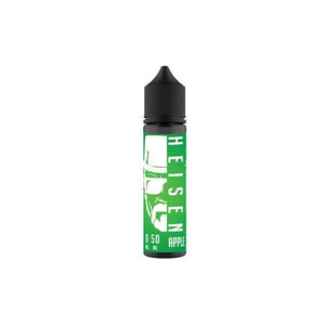 Heisen 0mg 50ml Shortfill E-liquid-Vaping Products-Heisen-x1-Apple-Cloud Vaping UK