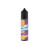 Just Nurds 0mg 50ml Shortfill E-liquid-Vaping Products-Just Nurds-x1-Berry Peach-Cloud Vaping UK