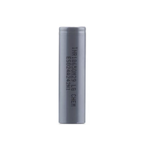 LG M29 18650 2850mAh Rechargeable Battery-Vaping Products-LG-Cloud Vaping UK