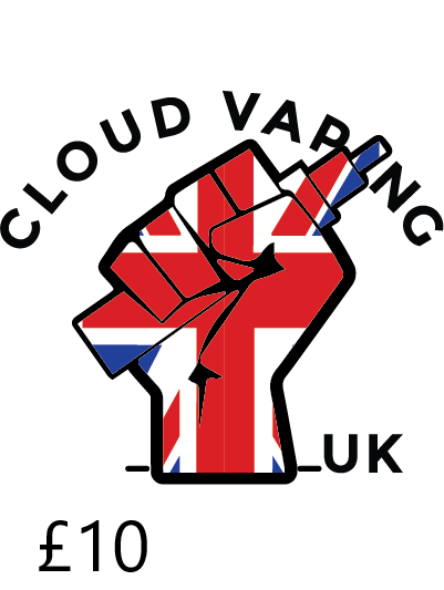 Clouvapinguk Gift Card-Gift Card-Cloud Vaping UK-£10.00-Cloud Vaping UK