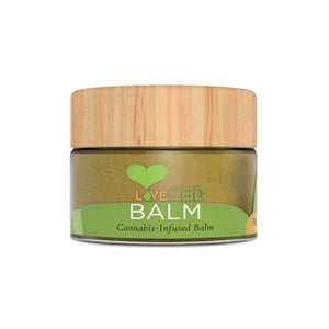 LOVE CBD BALM (10G SIZE, 100MG CBD) - Cloud Vaping UK