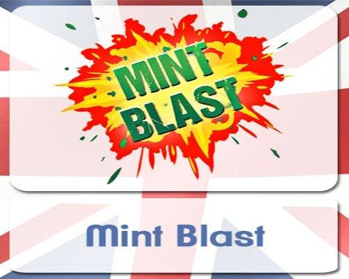 Mint Blast Ultimate Version 2 E-Liquid  VG/PG - Cloud Vaping UK
