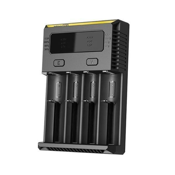 Nitecore New i4 IntelliCharger-Vaping Products-Nitecore-Cloud Vaping UK