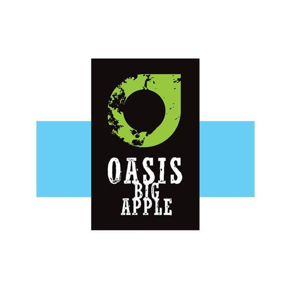 Oasis By Alfa Labs 18MG 10ML E-liquid-Vaping Products-Oasis-Big Apple-Cloud Vaping UK