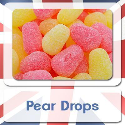 Pear Drops Ultimate Version 2 E-liquid VG/PG - Cloud Vaping UK