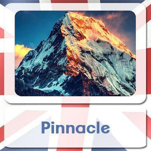 Pinnacle Ultimate High VG E-Liquid-E-Liquid-Ultimate High VG-3Mg-