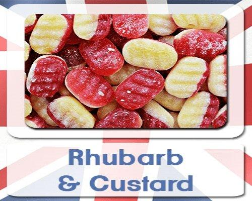 Rhubarb & Custard Ultimate Version 2 E-Liquid  VG/PG - Cloud Vaping UK