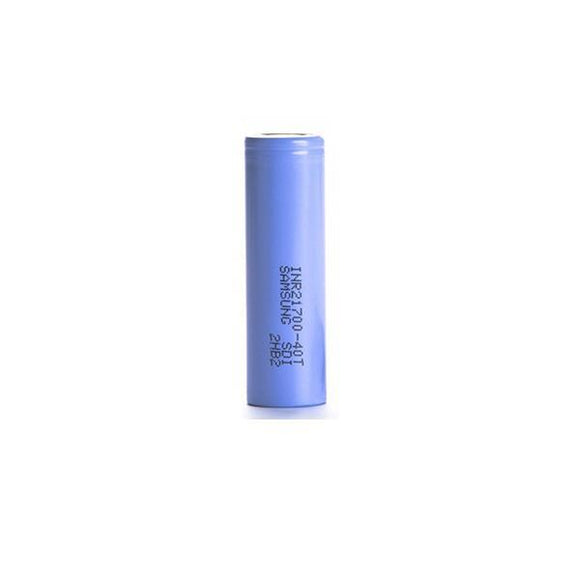 Samsung 40T 21700 3950mAh Battery-Vaping Products-Samsung-Cloud Vaping UK
