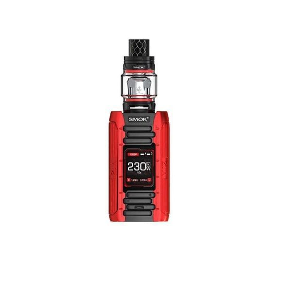Smok E-Priv 230W Kit-Kit-Smok-Black Red-Cloud Vaping UK
