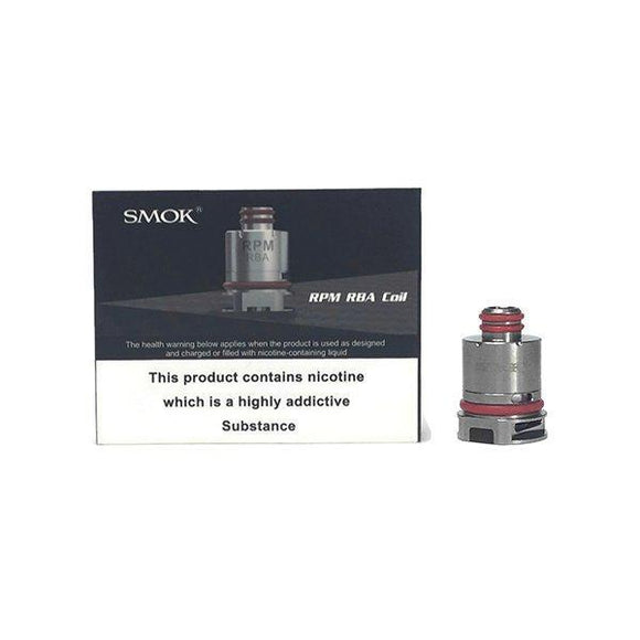 Smok RPM RBA Coil - 0.6 Ohm-Coil-smok-Cloud Vaping UK