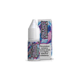 Strapped On ICE 10ml 20Mg Flavoured Nic Salt E-liquid-Vaping Products-Strapped-Cloud Vaping UK