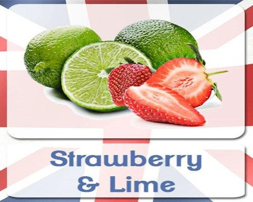 Strawberry & Lime Ultimate Version 2 E-Liquid  VG/PG - Cloud Vaping UK