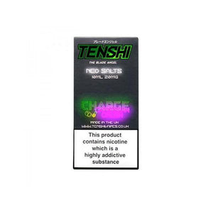 Tenshi Neo 20Mg Nic Salt 10ml E-liquid-Vaping Products-Tenshi Vape-Charge-Cloud Vaping UK