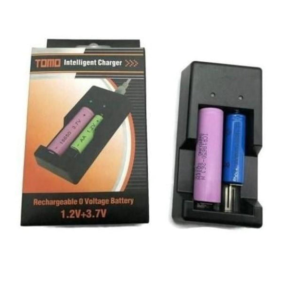 TOMO Intelligent Charger-Vaping Products-TOMO-Cloud Vaping UK