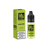 ULTD 10Mg Nic Salt 10ml E-liquid-E-liquid-ULTD-Cloud Vaping UK