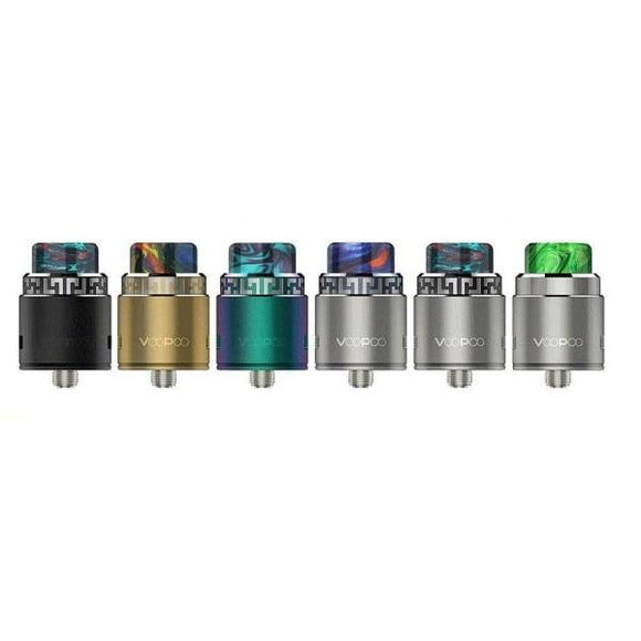 Voopoo Rune RDA-Vaping Products-Voopoo-Gold-Cloud Vaping UK