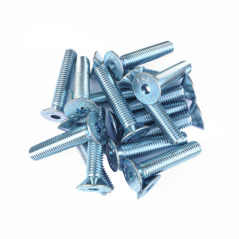 Countersunk Bolts - x100