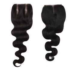Body Wave Lace Closure 4'' by 4''