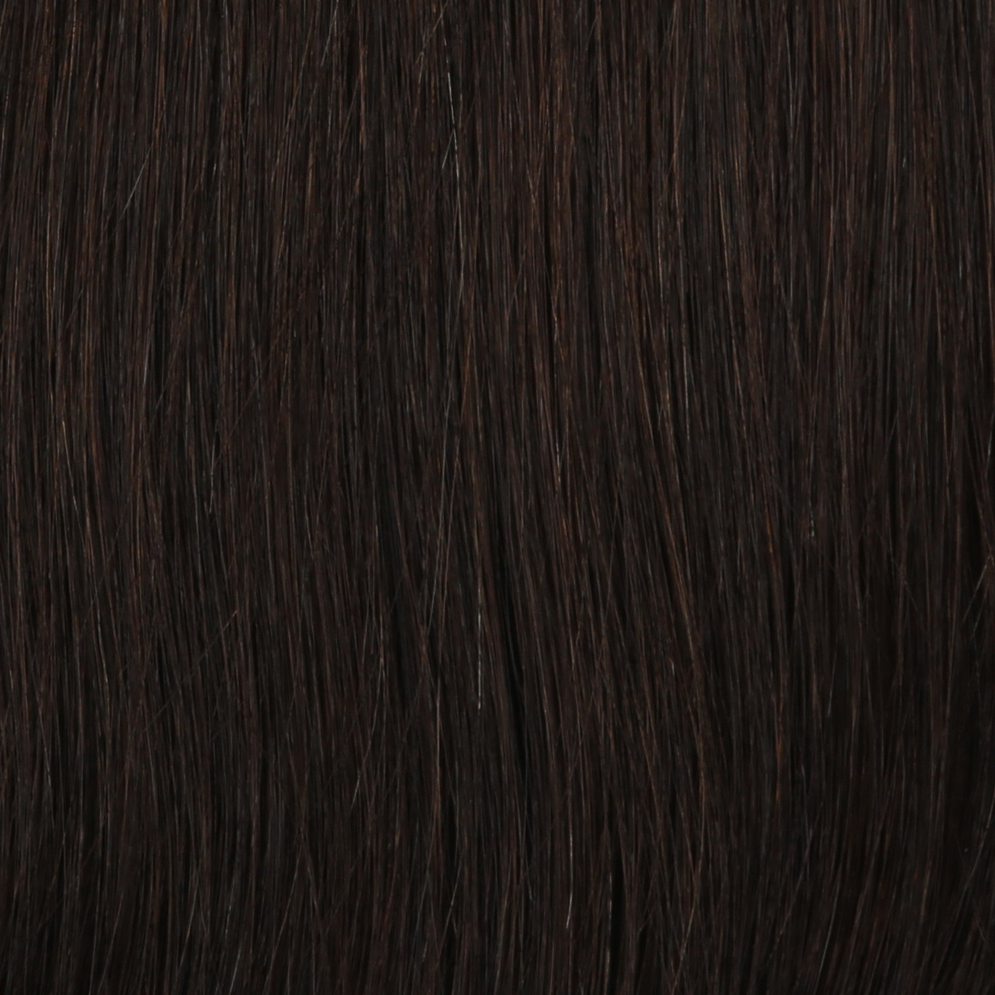 Clip in Hair Extension - Dark Brown 2 - Volletta