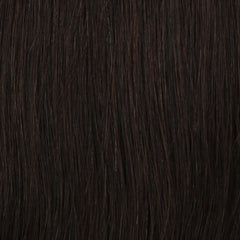 Clip in Hair Extension - Dark Brown 2